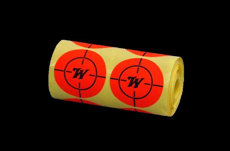 Winchester Target Sticker 35mm (250 roll)