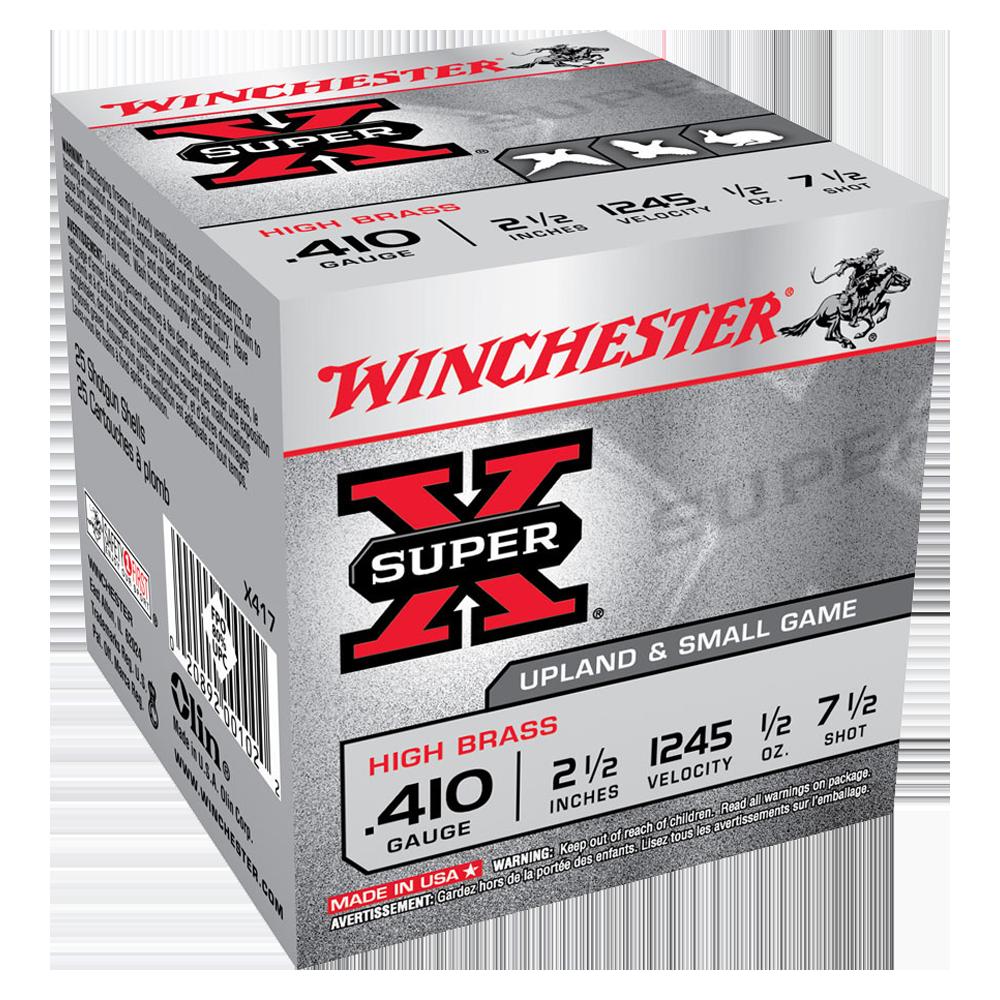 Winchester Super X 410ga 2-1/2