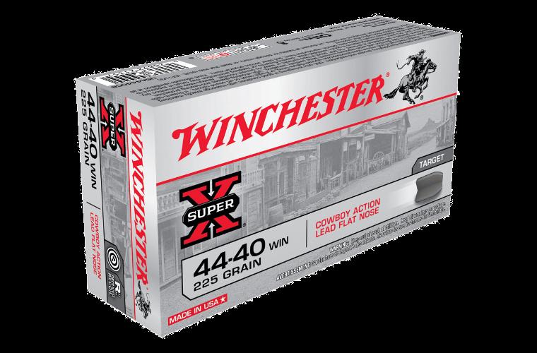 Winchester USA Cowboy 44-40Win 225gr Lead