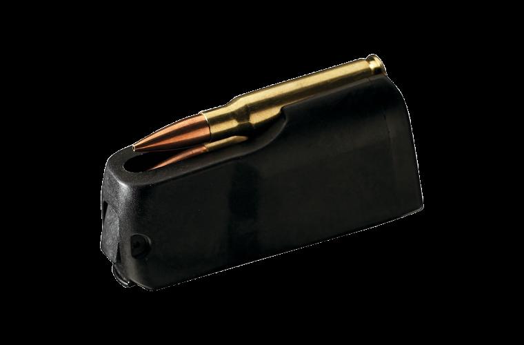 Browning X-Bolt 25-06rem - 270win - 30-06sprg 4rnd mag