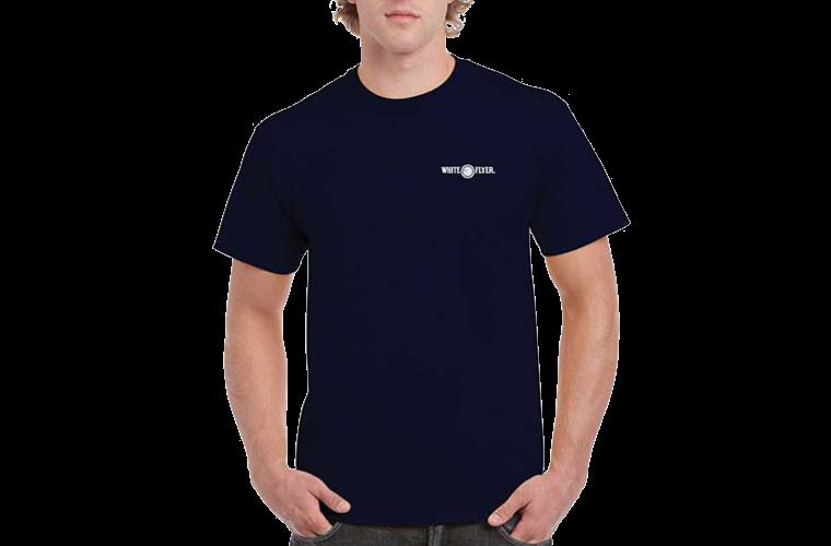 White Flyer S/S Shirt Medium