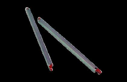 Warthog grit rods (2) fine (V-Sharp)