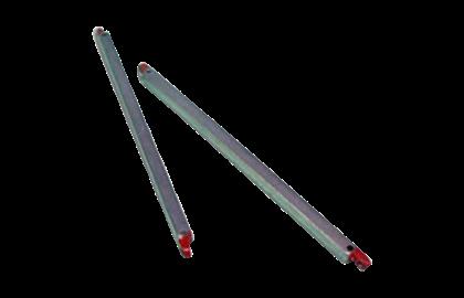 Warthog grit rods (2) medium (V-Sharp)