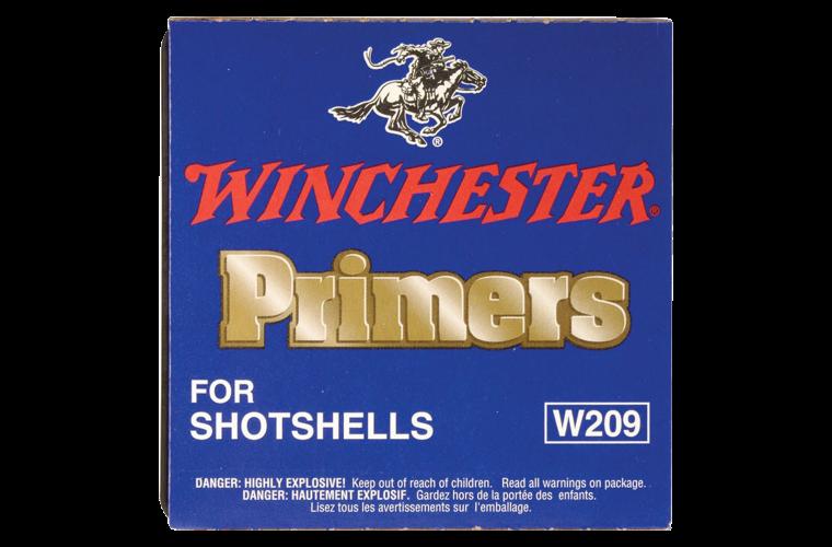 Winchester shotgun shell primer #209