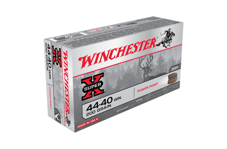 Winchester Super X 44-40Win 200gr SP