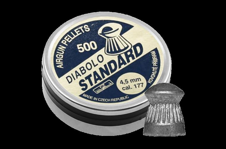 Diabolo Standard .177 500pcs
