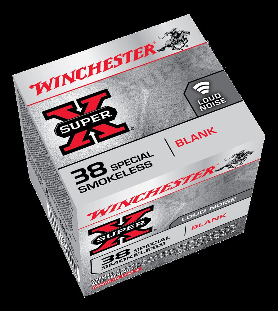 Winchester 38SP Blank Smokeless