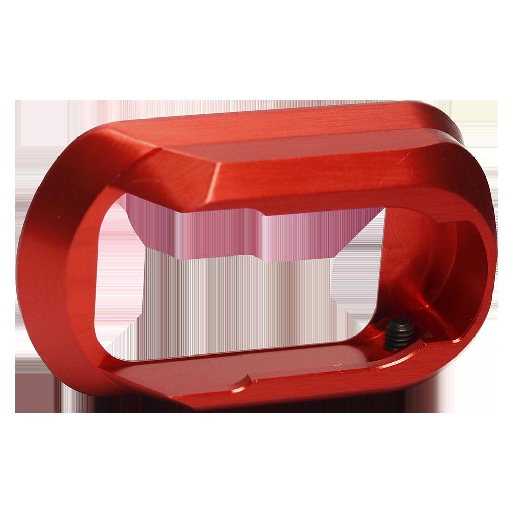 CZ 75 Magazine Funnel Narrow Red