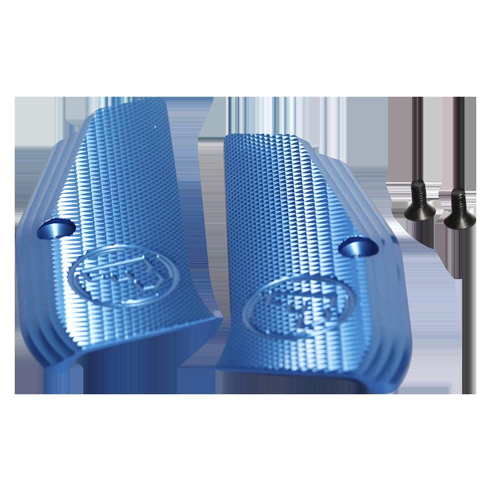 CZ 75 SP-01 Long Grips Blue