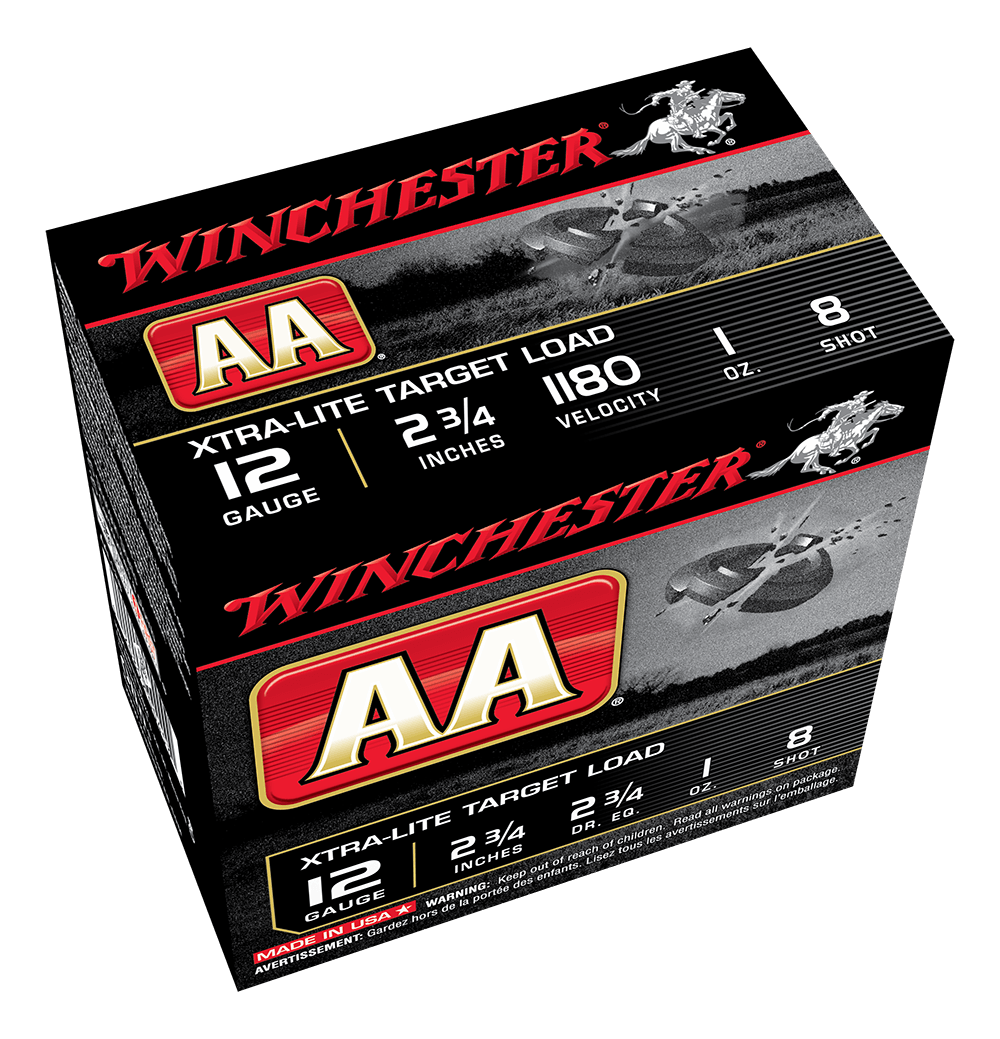 Winchester AA Xtra Lite 12G 8 2-3/4