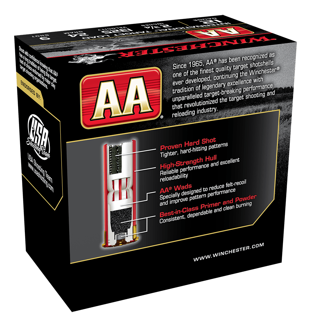 Winchester AA International 12G 9 2-3/4