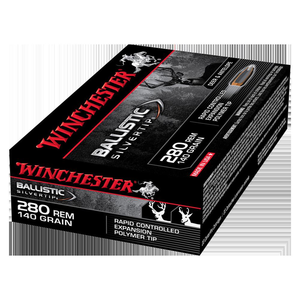 Winchester Ballistic ST 280Rem 140gr PT