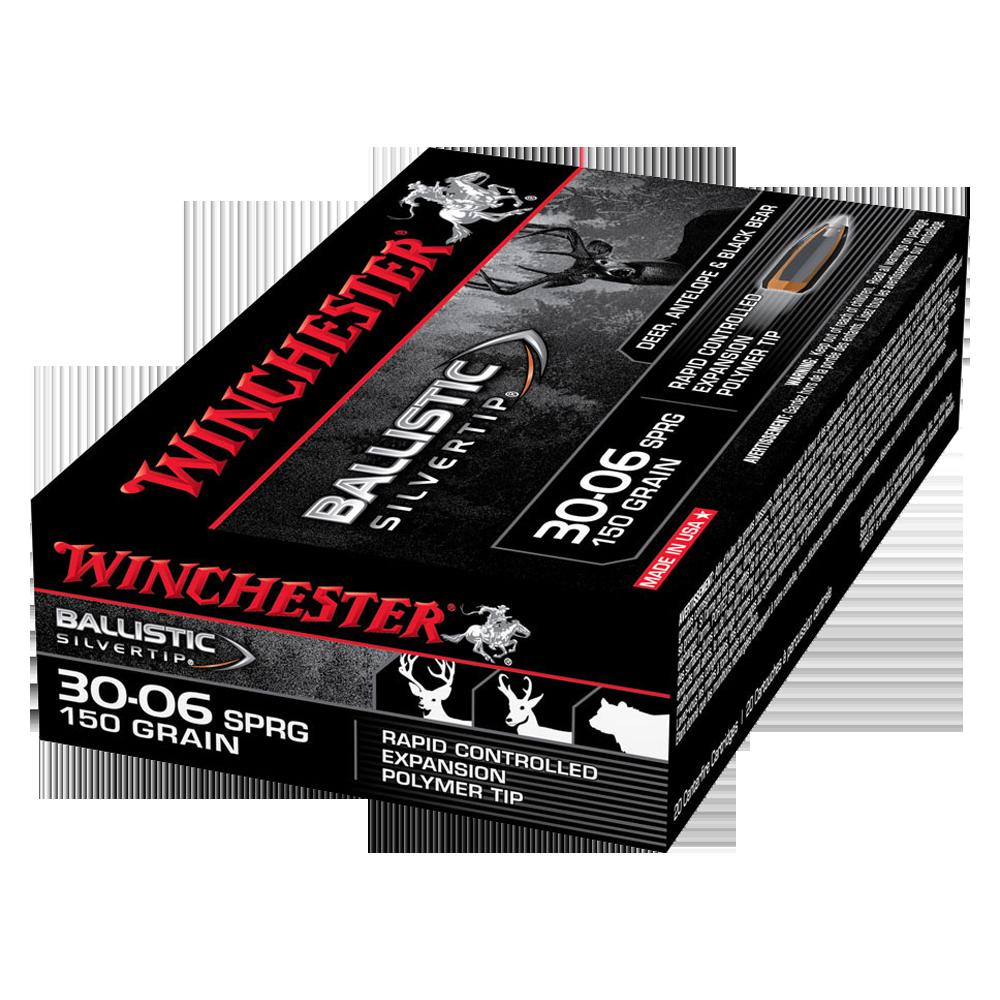 Winchester Ballistic ST 30-06Sprg 150gr PT