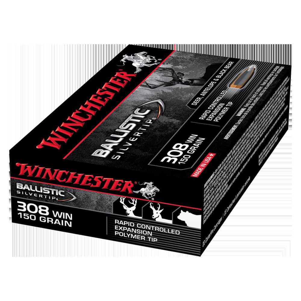 Winchester Ballistic ST 308Win 150gr PT