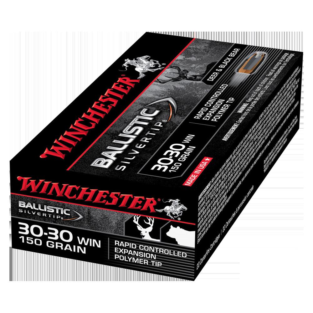 Winchester Ballistic ST 30-30Win 150gr PT