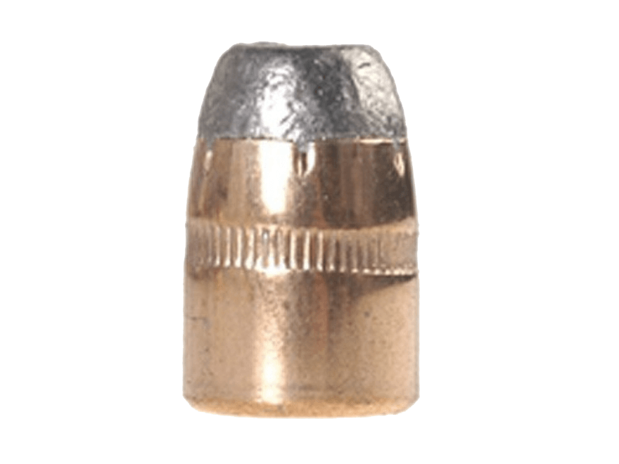 Winchester projectile 38/357 calibre 125gr JHP Notched