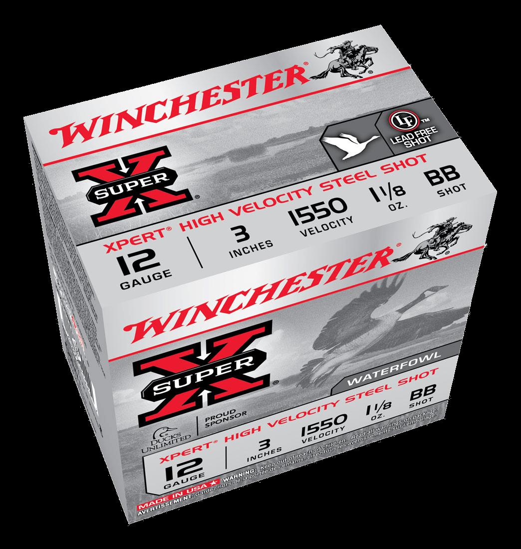 Winchester Xpert 12G BB 3