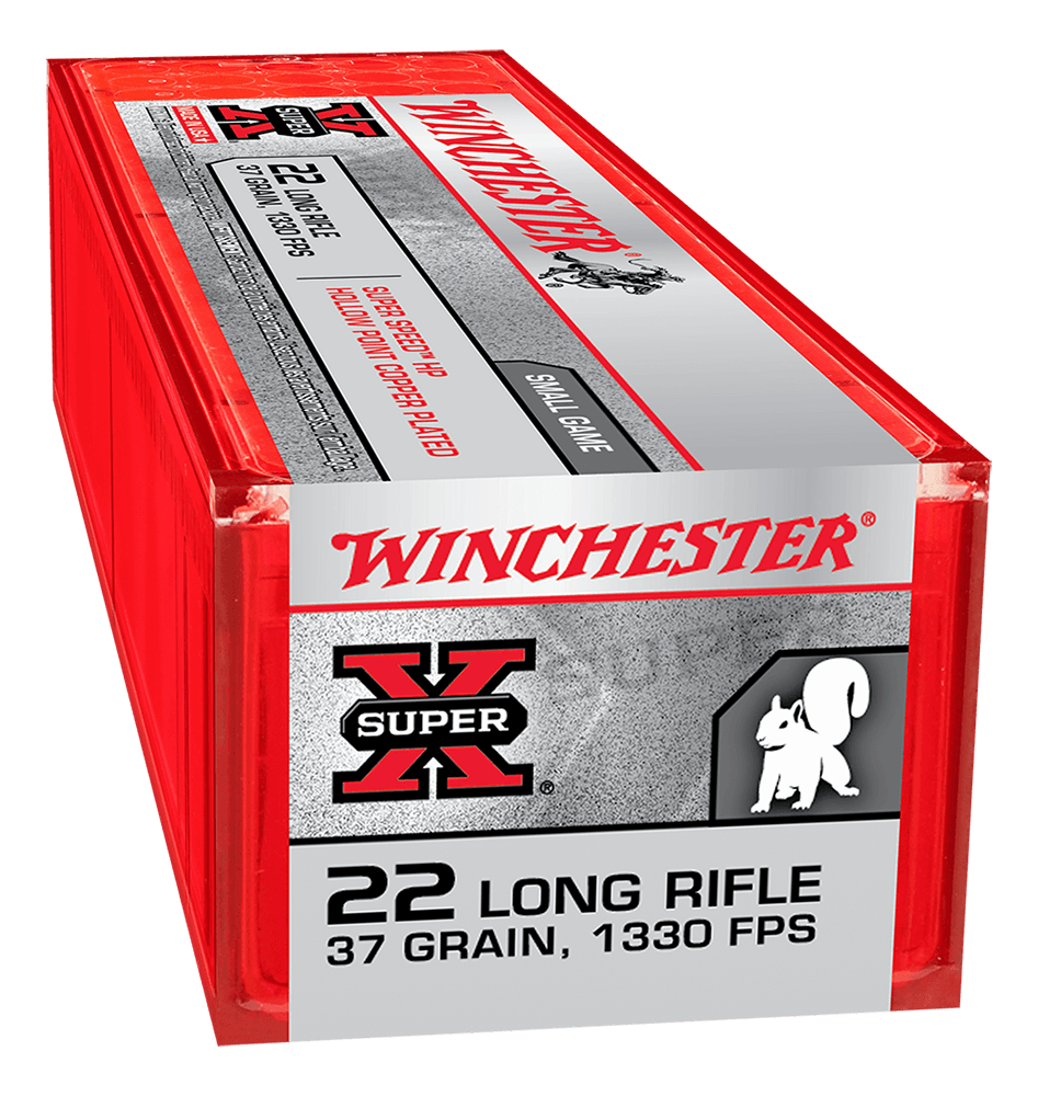 Winchester Super X Super Speed 22LR 37gr LHP