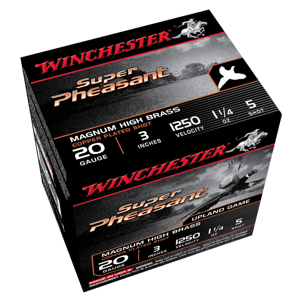 Winchester Super X Pheasant 20G 5 3