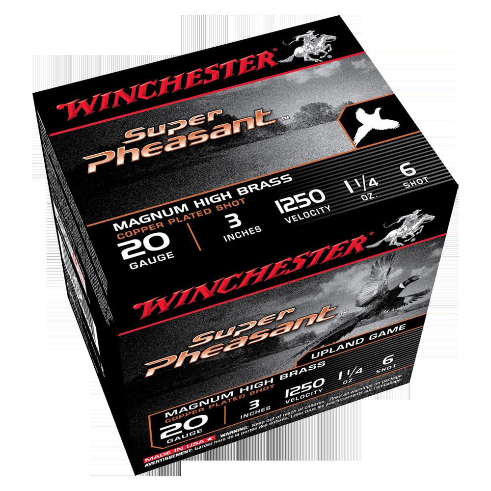 Winchester Super X Pheasant 20G 6 3