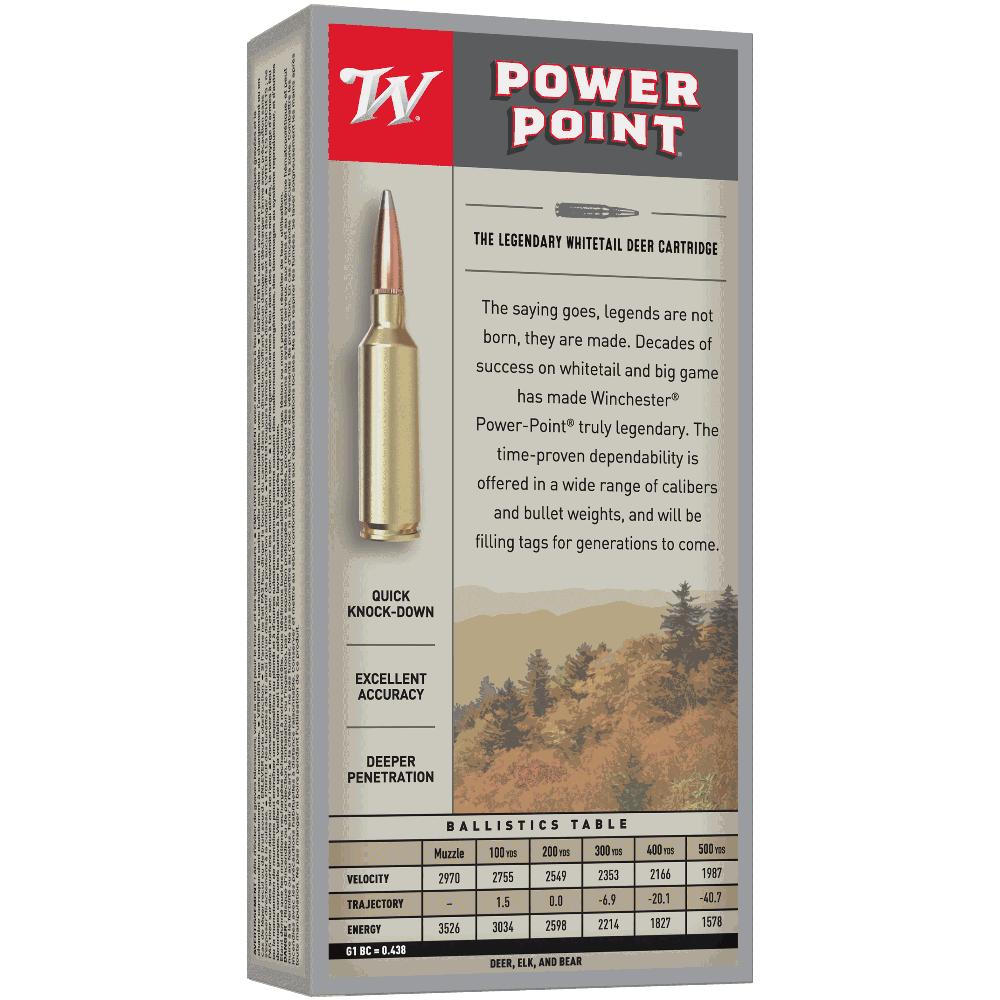 Winchester Super X 300WSM 180gr PP
