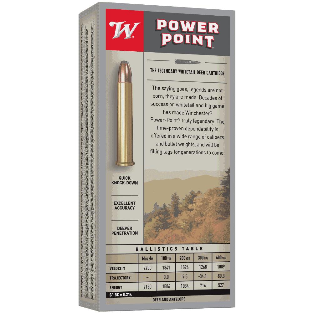 Winchester Super X 375Win 200gr PP