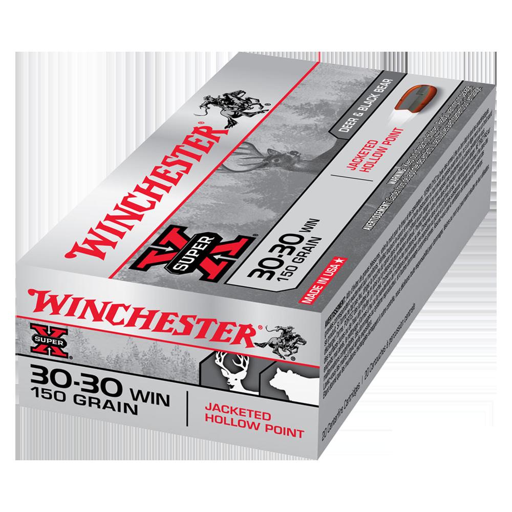 Winchester Super X 30-30Win 150gr HP