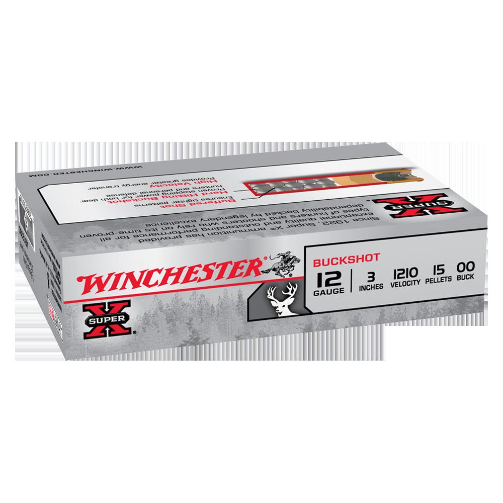 Winchester Super X 12G OO 3