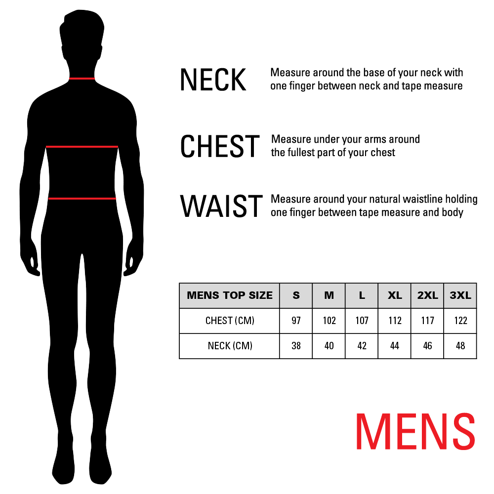 Winchester Men's Long Sleeve Tee Raglan 2XL