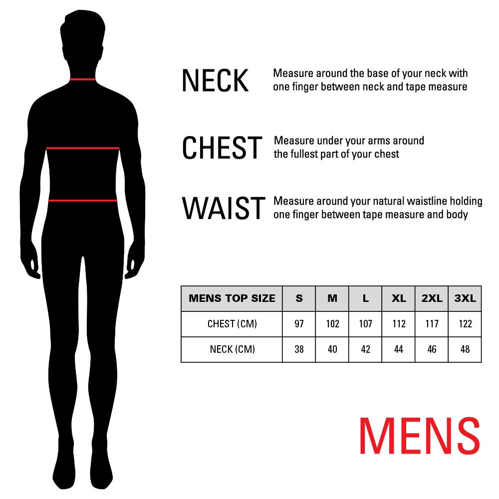Winchester Men's Long Sleeve Tee Raglan 3XL