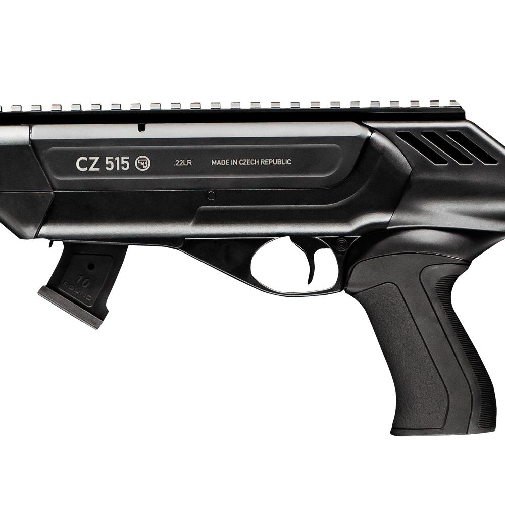 CZ 515 22LR Tactical TB 10rnd mag