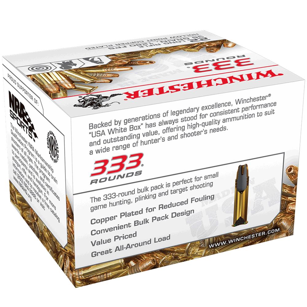 Winchester Super X 22LR 36gr LHP 1280fps 333pk