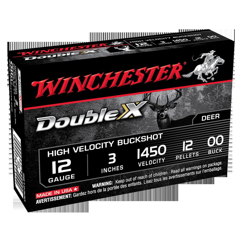 Winchester Supreme 12G OO 3