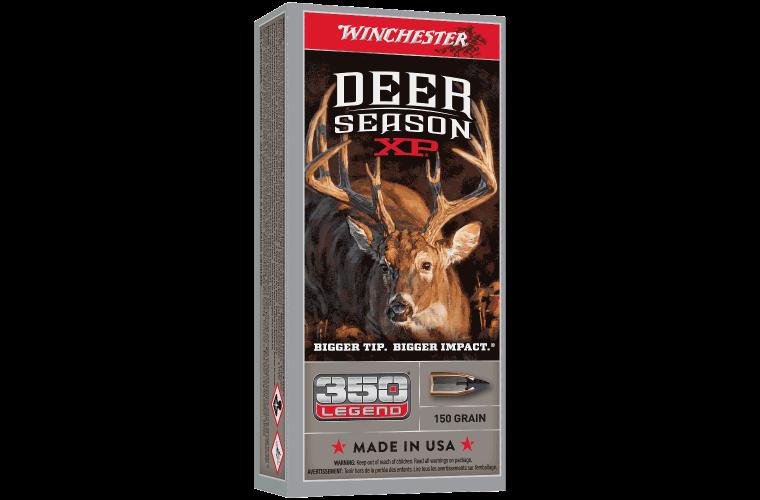 Winchester Deer Season 350 Legend 150gr XP