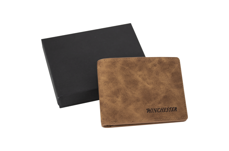 Winchester Leather Wallet