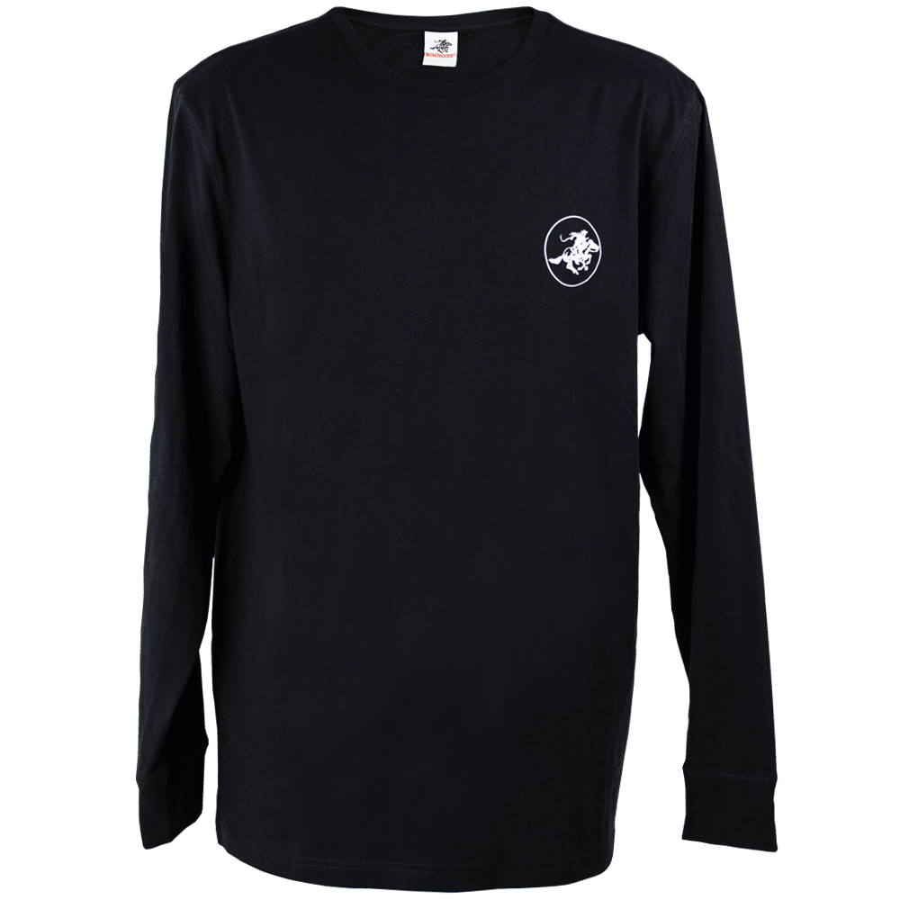 Winchester Men's Long Sleeve Tee Black Small