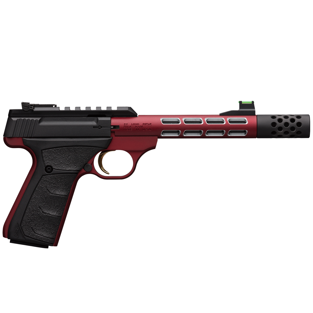 Browning Buck Mark Vision Red 22LR 10rnd