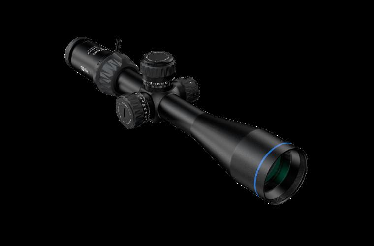 Meopta MeoPro Optika 6 4.5-27 x50 SFP Z-Plex