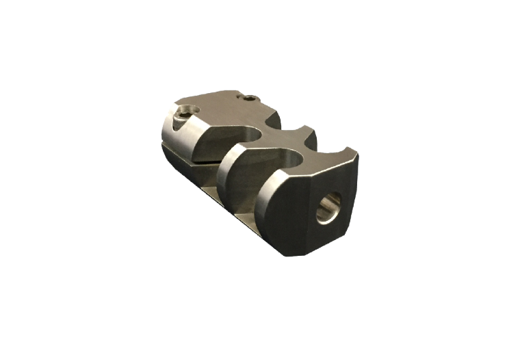 Grizzly Brake Tac Square 5/8x24 SS