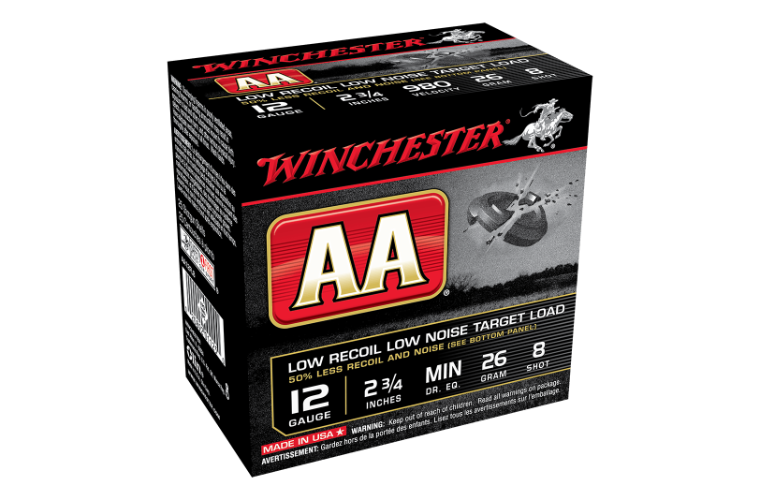 Winchester AA Featherlite 12G 8 2-3/4