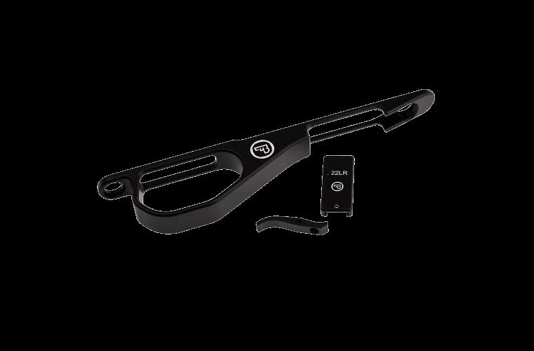 CZ 455 Trigger Guard Set 22LR Black