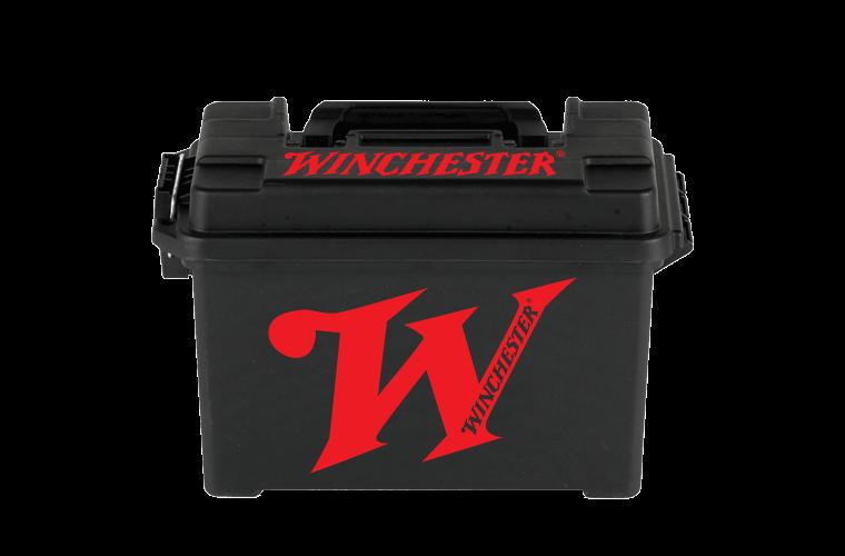 Winchester Black Ammo Box