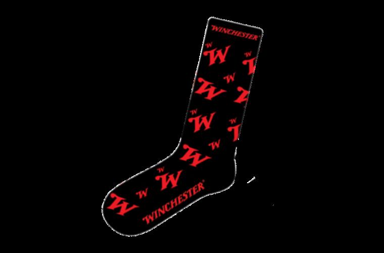 Winchester Black Socks