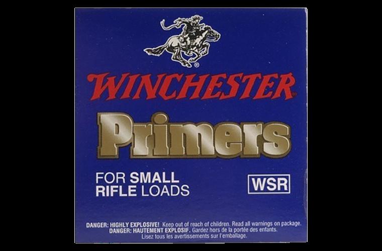 Winchester Small Rifle primer #6-1/2-116