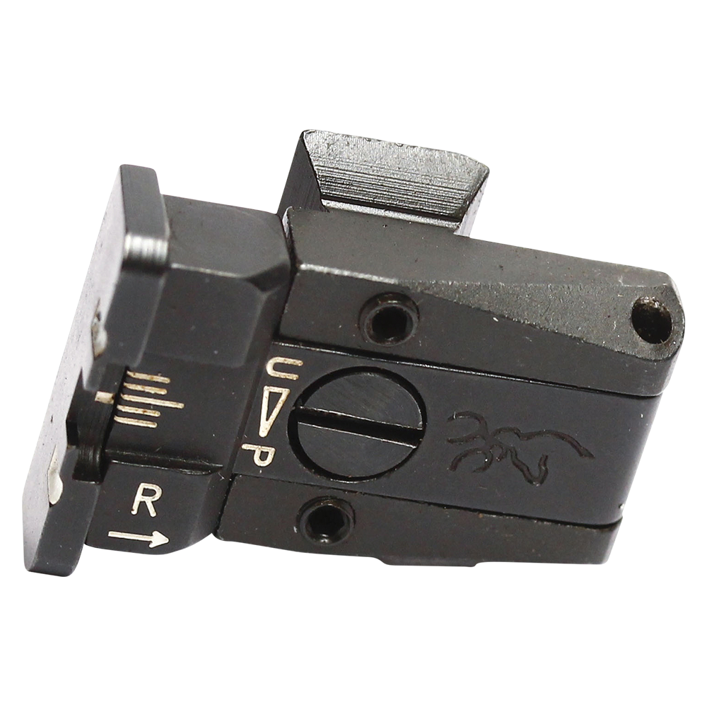 Browning High Power Rear Sight Adjustable PN34