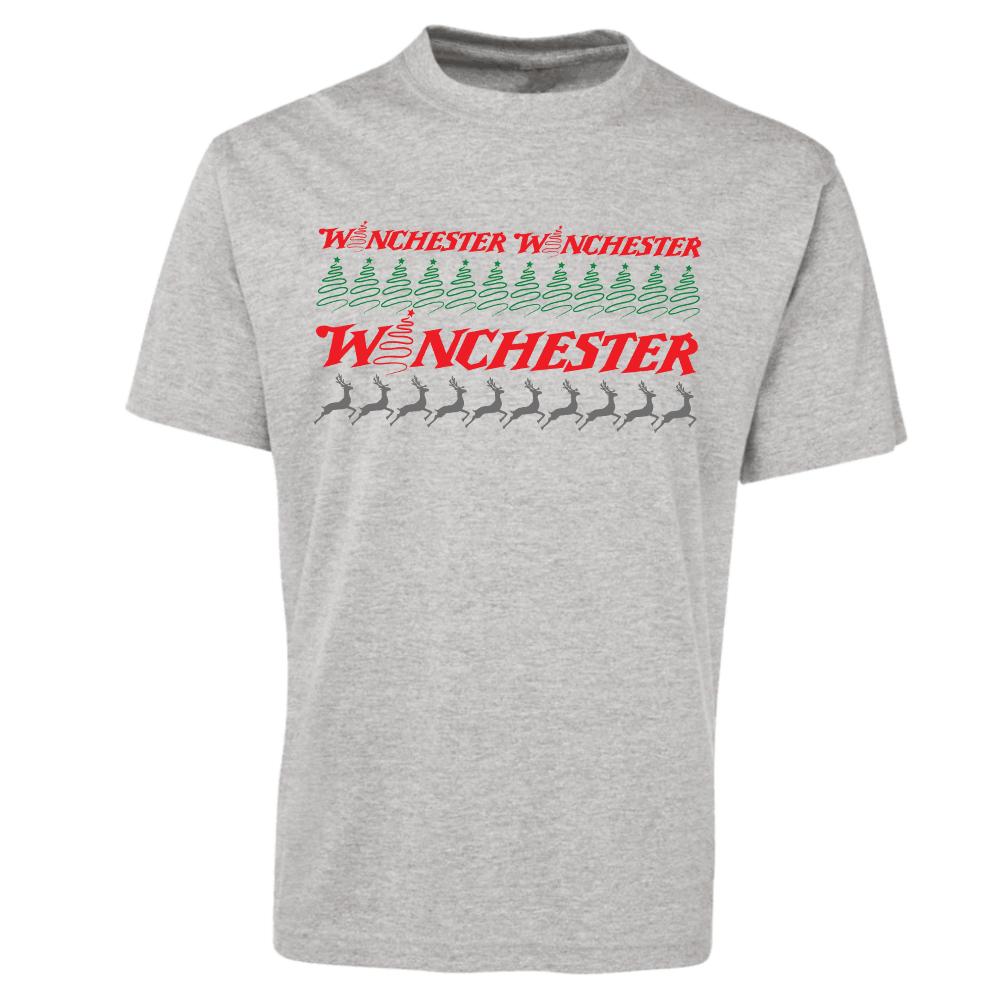 Winchester Christmas Tee 3XL