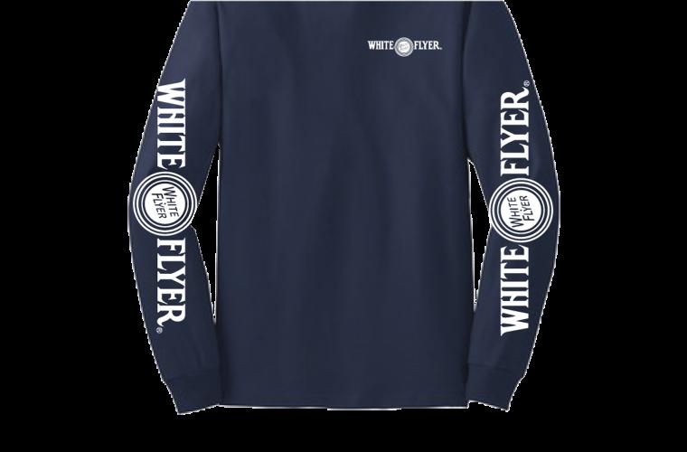 White Flyer L/S Shirt XL