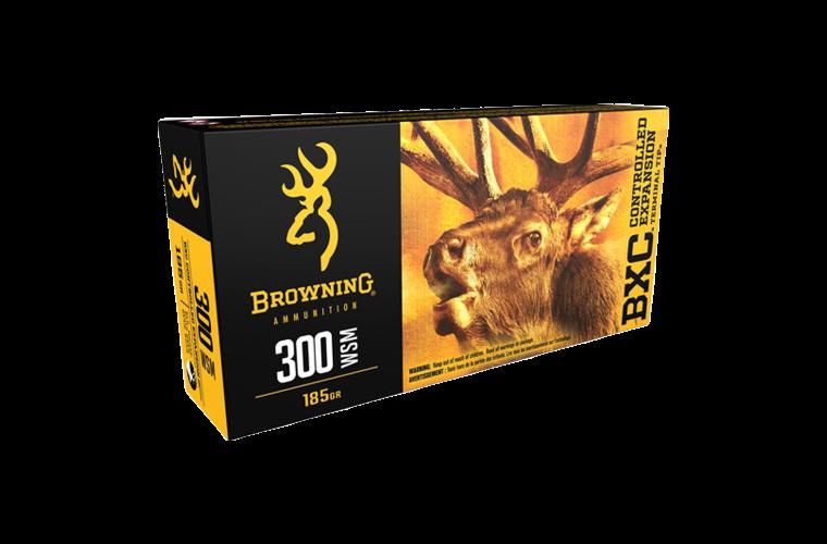 Browning BXC 300wsm 185gr CETT