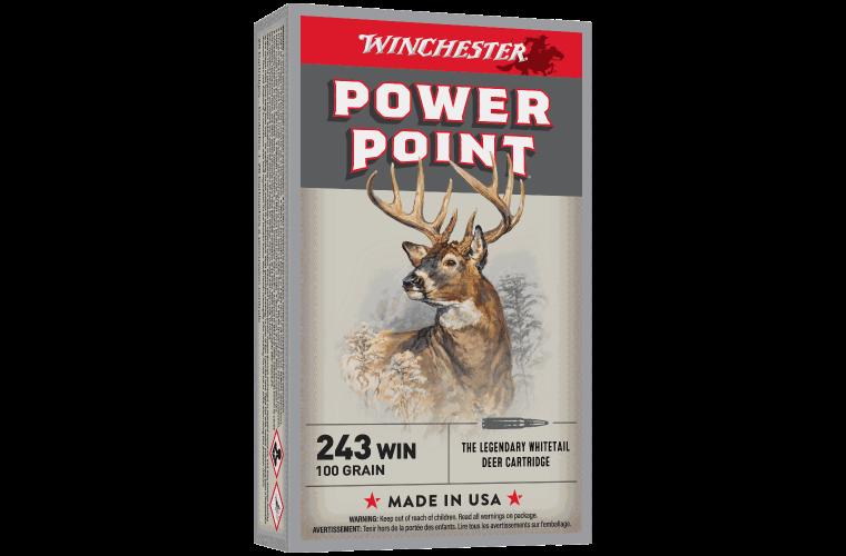 Winchester Super X 243Win 100gr PSP