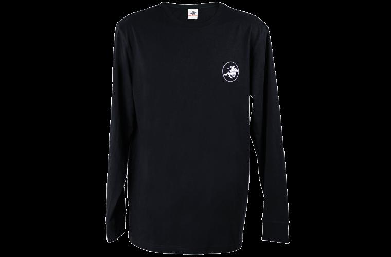 Winchester Men's Long Sleeve Tee Black 2XL
